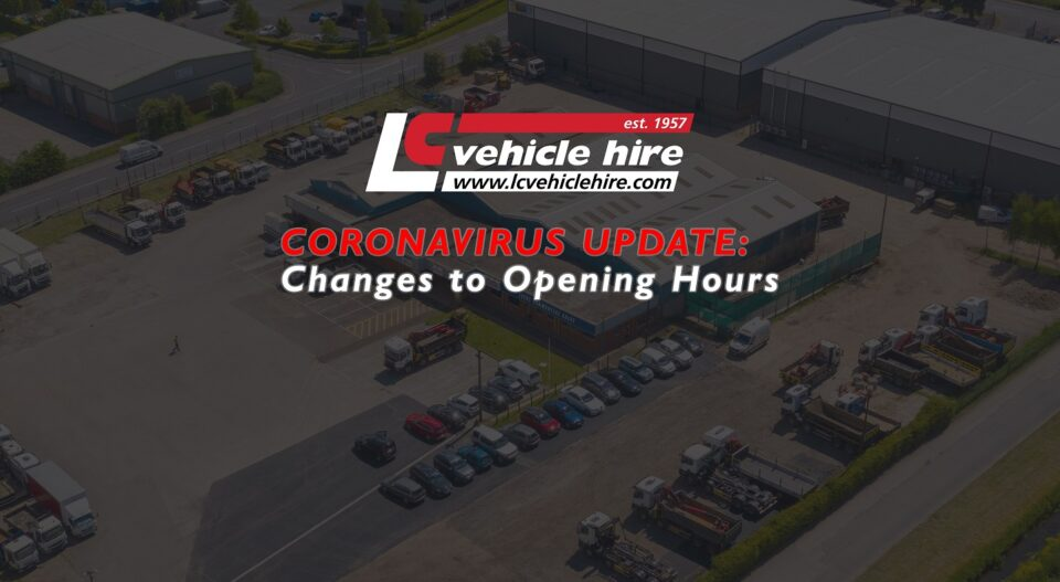 Depot Opening Times