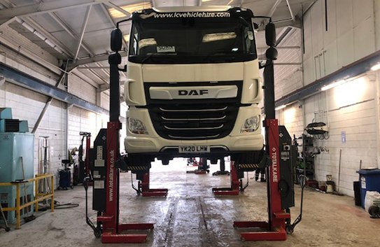 New Set of Totalkare Mobile Column Lifts